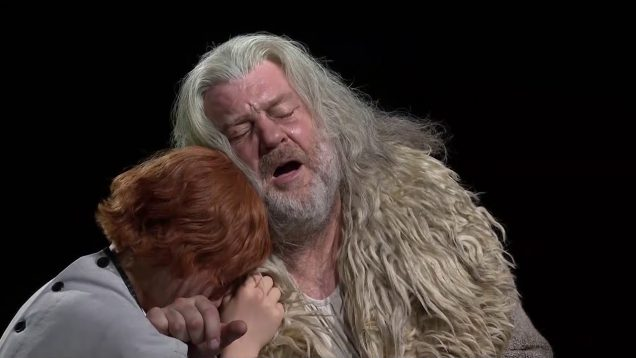 Boris Godunov ROH London 2016 Terfel Tomlison Anger Graham-Hall Pappano