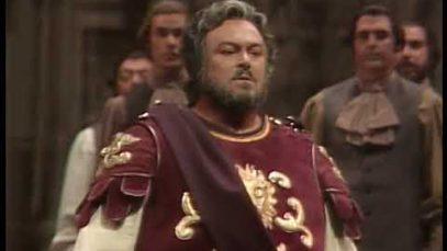 Idomeneo Met 1982 Pavarotti von Stade Cotrubas Levine