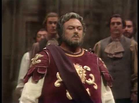 <span>FULL </span>Idomeneo Met 1982 Pavarotti von Stade Cotrubas Levine