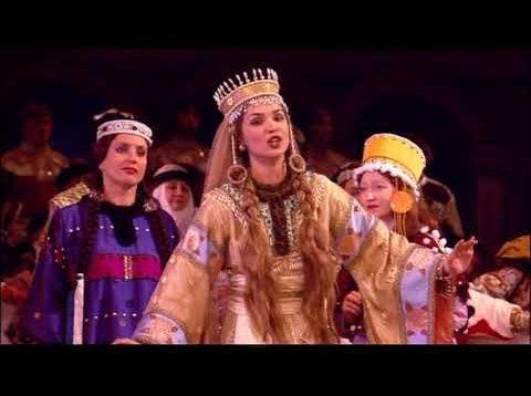 <span>FULL </span>Ruslan and Lyudmila Mariinsky 1995 Netrebko Ognovenko Diadkova Gorchakova Marusin Kit  Gergiev