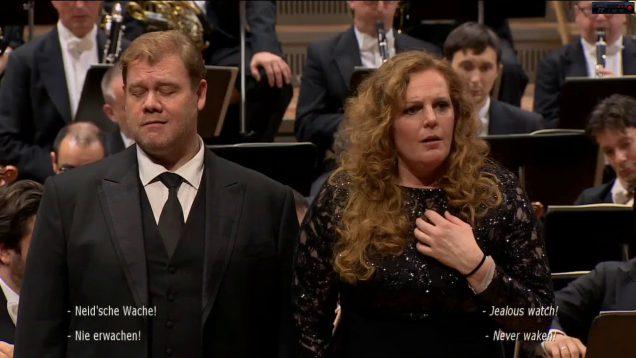 Tristan und Isolde Berlin 2016  Rattle Westbroek Skelton