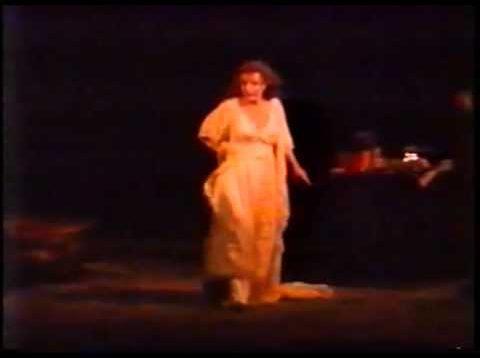 Adriana Lecouvreur Athens 1992 Krilovici Noli