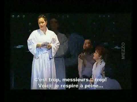 Adriana Lecouvreur Budapest 2008