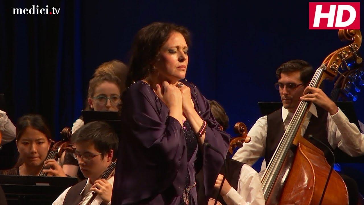 Adriana Lecouvreur Verbier 2018 Serjan Markov Gergiev Opera On Video