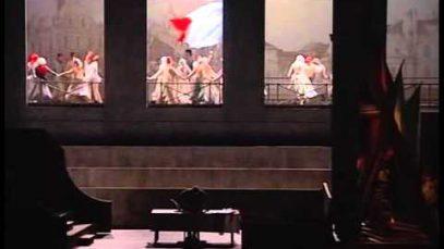 Andrea Chenier Genoa 2001 Martinucci Dessi