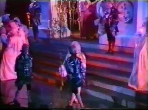 Andrea Chenier Genova 1991 Dimitrova Giacomini Zancanaro