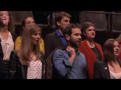 Bernstein Mass Paris 2018