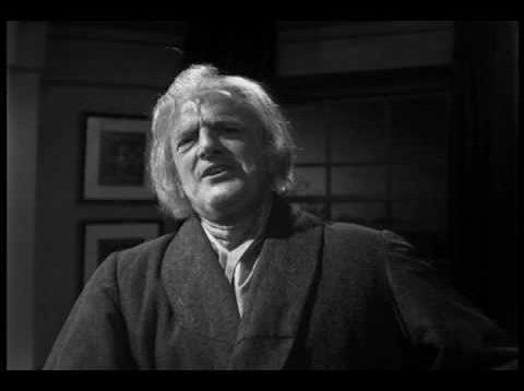 Billy Budd Movie BBC 1966  Pears Glossop