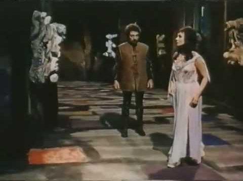Bluebeard's Castle Movie Germany 1963  Foster Satre