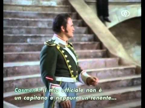 Carmen Movie 1967 Bumbry Karajan