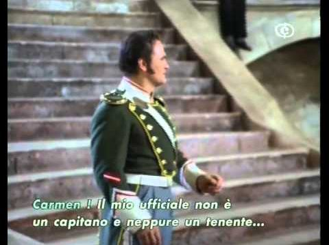 Carmen Movie 1967 Bumbry Karajan