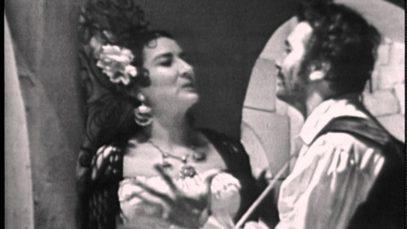 Carmen Movie Rai 1956 Corelli