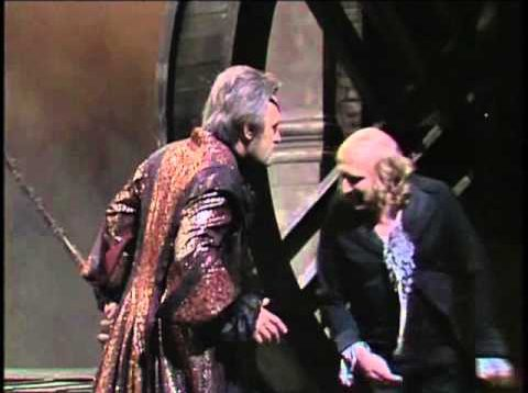 Das Rheingold Bayreuth 1980 Boulez