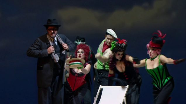 <span>FULL </span>Death In Venice Madrid 2014