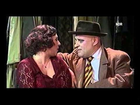 Die Dreigroschenoper Hamburg 2004 Turkur Redl Mattes Franke Bill