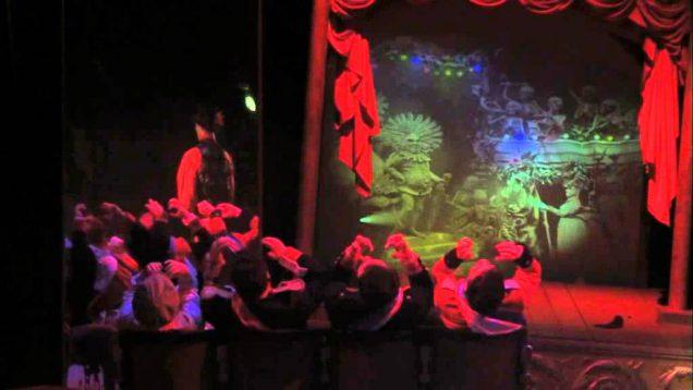 Faust Clonter Opera England 2014