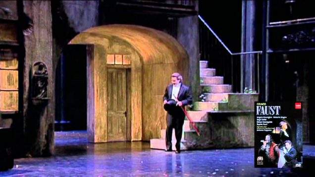 Faust London 2004 Alagna Terfel Gheorghiu