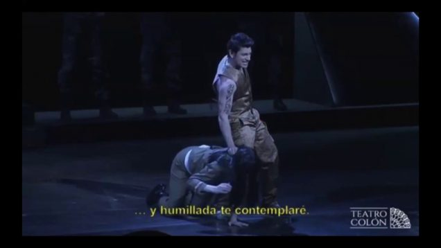 <span>FULL </span>Giulio Cesare Buenos Aires 2017 Fagioli