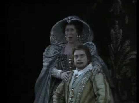 Gloriana London 1984 Sarah Walker
