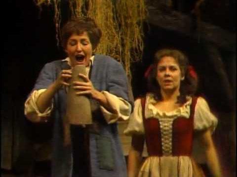 Hänsel und Gretel Met 1982