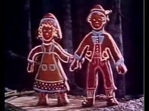 Hänsel und GRetel Movie UK 1954