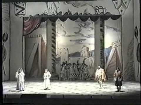 I Puritani Roma 1990 Devia Merritt