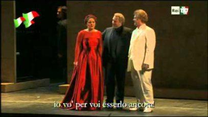 I Vespri Siciliani Turin 2011 Agresta, Kunde