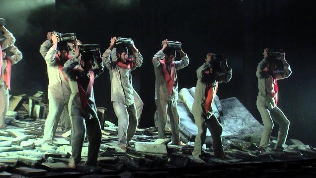 La Damnation de Faust Astrakhan 2015