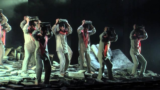<span>FULL </span>La Damnation de Faust Astrakhan 2015