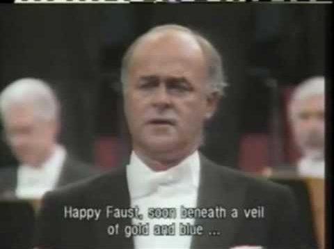 La Damnation de Faust London 1989 von Otter van Dam  Solti