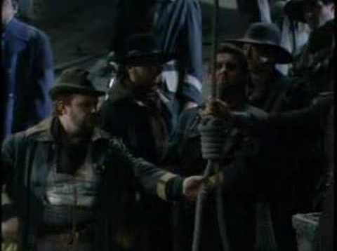 La Fanciulla del West Milan 1991 Domingo Zampieri