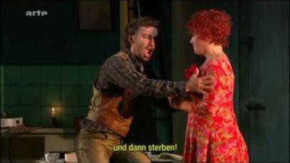 La Fanciulla del West Vienna 2013 Stemme Kaufmann