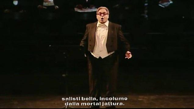 La Forza del Destino Genoa 2016