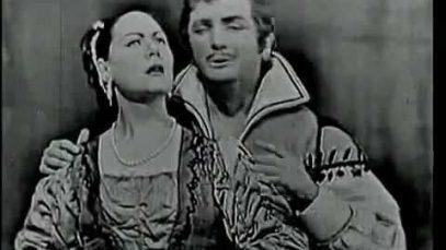 La Forza Del Destino Napoli 1958 Tebaldi Corelli Bastianini Christoff Molinari-Pradelli