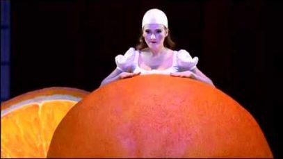 L'amour des trois oranges Paris 2007