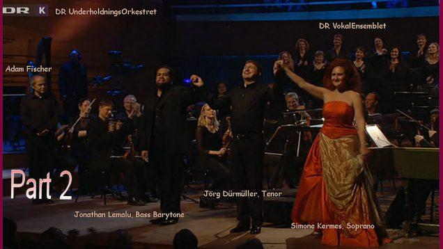 L'anima del filosofo, ossia Orfeo ed Euridice (Haydn) Denmark 2009
