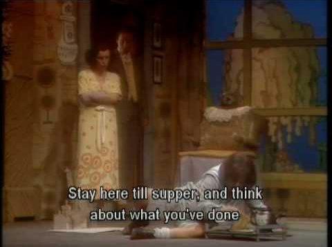 L'Enfant et les sortileges Glyndebourne 1987