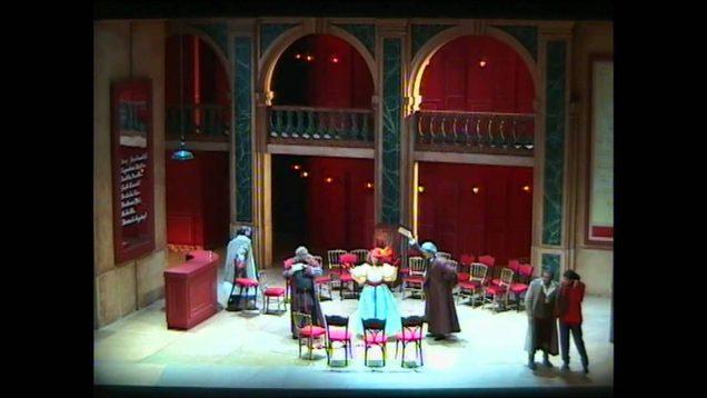 Les Contes d'Hoffmann Avignon 2009