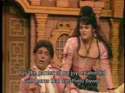 L'Heure espagnole Glyndebourne 1987