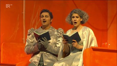 Lohengrin Bayreuth 2018 Beczala Harteros Thielemann