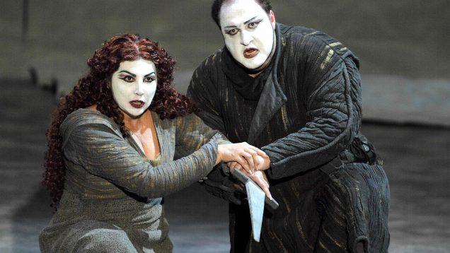 Macbeth Genoa 2013 Gagnidze Guleghina