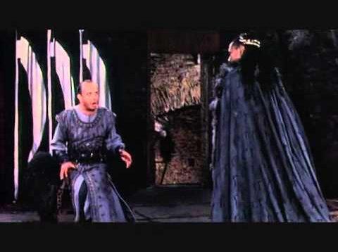 Macbeth Movie 1987 Nucci Verett