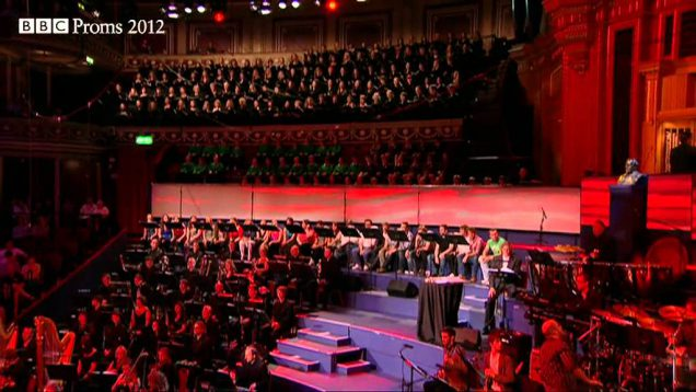 Mass (Bernstein) BBC Proms 2012