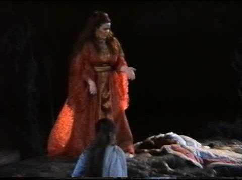 Norma Verona 1994 Dragoni  Merritt