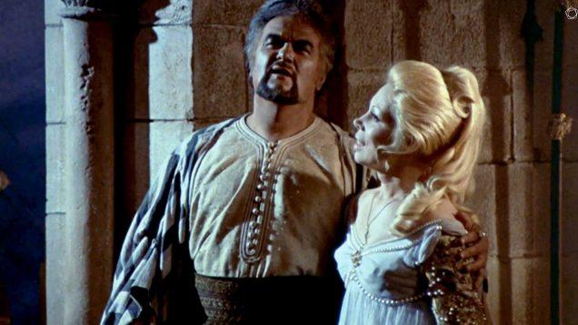 Otello Movie 1973 Vickers Freni Karajan
