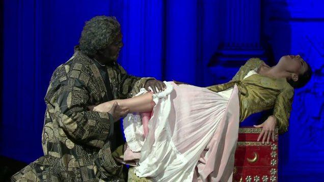 Otello Venice 2013 Kunde Remigio Gallo
