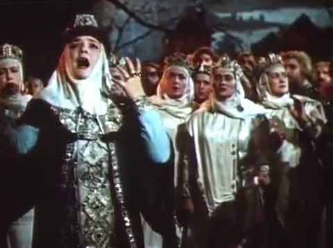 Prince Igor Bolshoi  Movie 1951