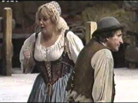Prodaná nevěsta (Die verkaufte Braut) Vienna 1982