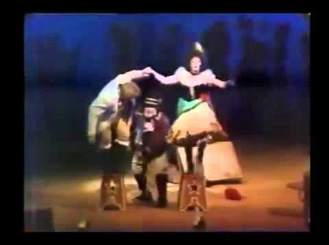 Prodana nevesta (The Bartered Bride) Met 1978 Stratas Gedda Vickers