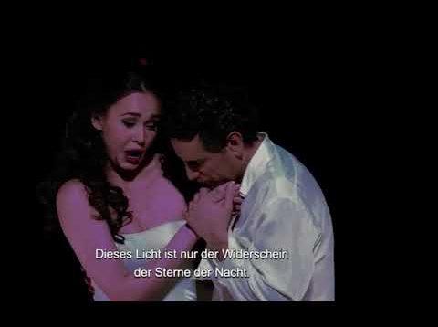 Romeo et Juliette Vienna 2017 Florez Garifulina